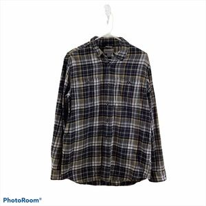 Carhartt Men's Relaxed Fit Plaid Button Up…